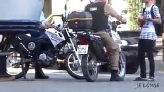 Pegadinha - Seu policia