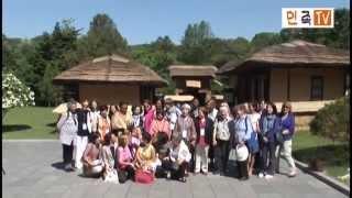 [민족통신] 2015년 코리아 통일과 평화를위한 국제여성대행진완성 (북조선 - 남한)
