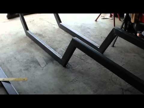 Ratrod Frame Build