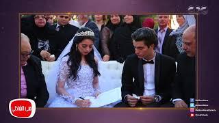 شاهد كلمة هبة مجدي للجمهور من حفل خطوبتها وزواجها بالفنان محمد محسن