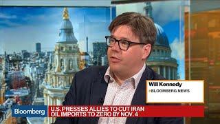U.S. Said to Press Allies to End Iran Oil Imports