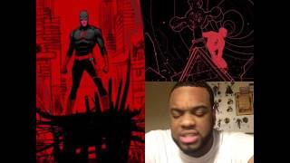 """Little Boy Blind ""(If Daredevil Was A Rapper) - TRAV B RYAN"