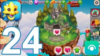 Dragon City - Gameplay Walkthrough Part 24 - Level 25, Breeding Sanctuary (iOS, Android)