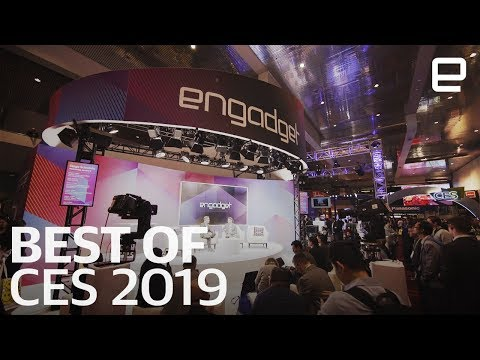 The Best of CES 2019 Only the cream of the crop