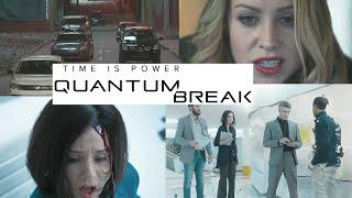Quantum Break The Movie! Full Feature Length Film