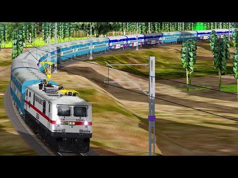 Xxx Mp4 Kerala Express The Longest Running Daily Train In India Thiruvananthapuram New Delhi MSTS 3gp Sex