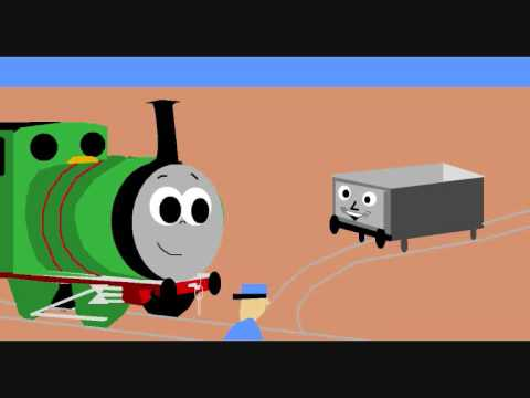 Series that never made it Thomas the paint engine