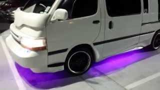 Toyota Hiace Supercustom VIP