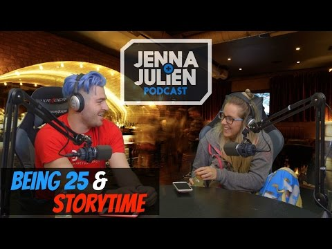Podcast 137 Being 25 & Storytime