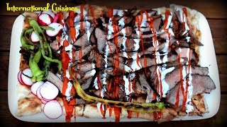 Butterflied Lamb Barbeque Recipe International Cuisines