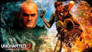 Uncharted 2 El Reino de los Ladrones Pelicula Completa Español | Remasterizado (Game Movie 2015)