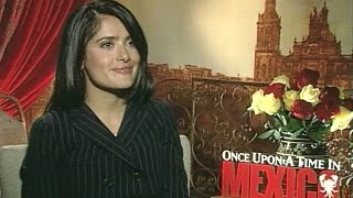 'Once Upon a Time in Mexico' Interview