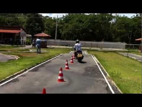 Treino Moto Pista 21 02 2013