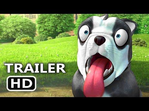 The Nut Job 2 Official Trailer 2017 Will Arnett Animated Movie HD