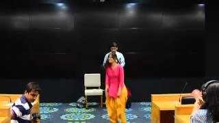 Chana Zoor Garam | Rahul Gawade , Pooja Gupta, Preeti Gupta, Ashutosh  | Infosys Hyderbad SEZ Munch