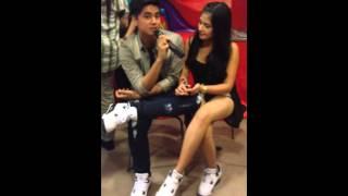 Miguel & Bianca Q&A - Magkakaron ba sila ng movie soon?