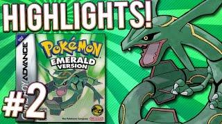 Pokemon Emerald Nuzlocke Randomizer | PART 2 | Gaming Challenge