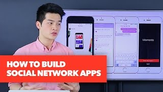 How to Build Social Network Apps - for iOS, Android, Web Development - How to Make an App