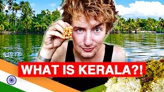 WHAT IS KERALA?! | Exploring India's Magical Backwaters