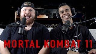 First Time Playing: Mortal Kombat 11   David Lopez
