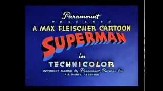 Superman Cap.1 serie 1940 - The Mad Scientist