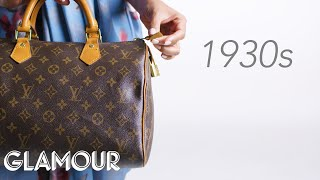 100 Years of Purses | Glamour