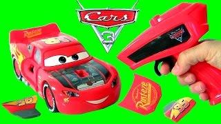CARS 3 Crazy Crash & Smash Lightning McQueen RC Car Toy for Kids from DISNEY PIXAR CARS 3 TOYS