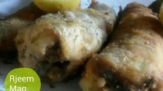 وصفات رمضان سمك مقلي بتتبيلة و لا اروع و فطائر مقلية بنكهة السمك