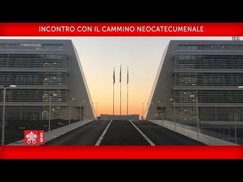 Xxx Mp4 Papa Francesco Incontro Con Il Cammino Neocatecumenale 2018 05 05 3gp Sex
