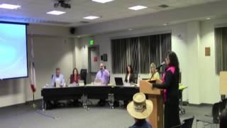 Sesión ordinaria de la Mesa Directiva de Educación del MUSD - 10/24/16
