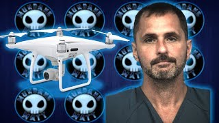Inmate uses drone to help escape Maximum Security Prison