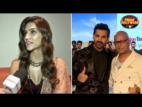 Kriti, Sonakshi, Sunny, John Attend Bombay Times Fashion Week 2017   Bollywood News