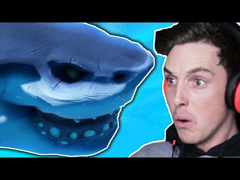 BIGGEST SHARK POSSIBLE Feed And Grow