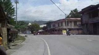 Driving in Jagna, Bohol