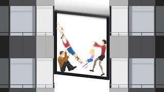 INSANE ELEVATOR DISASTER! (200mph!)