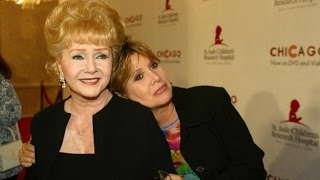 Debbie Reynolds dies day after daughter Carrie Fisher