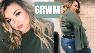 Chit Chat GRWM For Lana Del Rey Concert | Makeup, Hair + Outfit