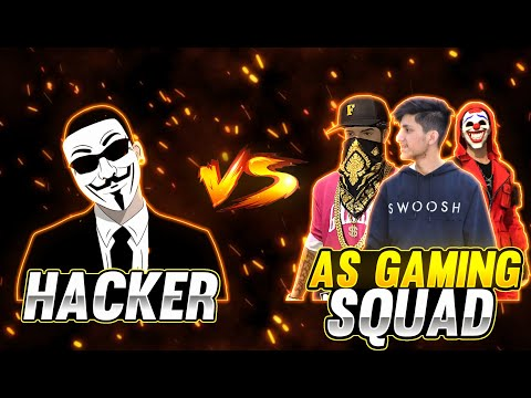 As Gaming change 1vs 4 hacker vs As Squad clash squad Match Revenge Time garena Free Fire