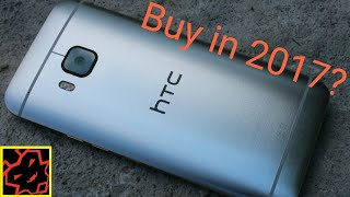 HTC M9 Review - 2017