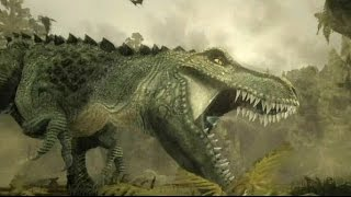 Jurassic The Hunted Full Movie All Cutscenes Cinematic