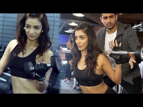 Xxx Mp4 Heena Panchal At Gym For Hot Workout Photoshoot 3gp Sex