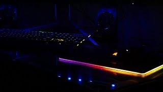 ALL OF THE LIGHTS! Full Corsair RGB Setup!
