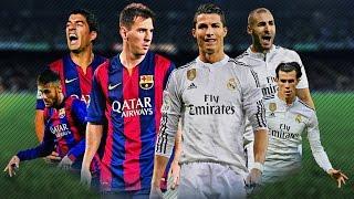 هل تعلم من هو أفضل ثلاثي في كرة القدم؟