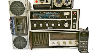 Vintage Electronics big profit on Ebay