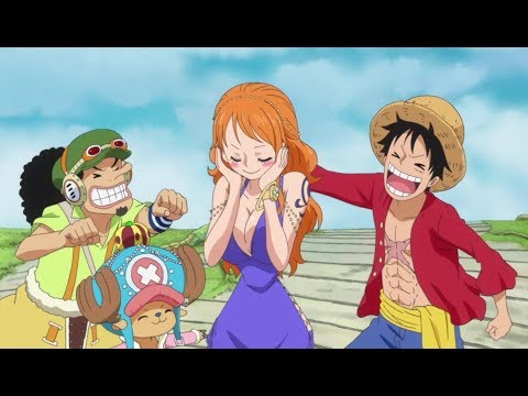 One Piece - Everyone Praising Nami [Funny Moment] [HD]