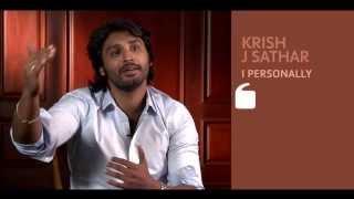 I Personally - Krish J Sathar - Part 02 Kappa TV