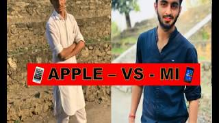 iphone  vs android  || funny video|| 2017