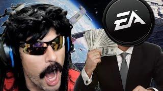 DrDisRespect's Hilarious EA Rant -