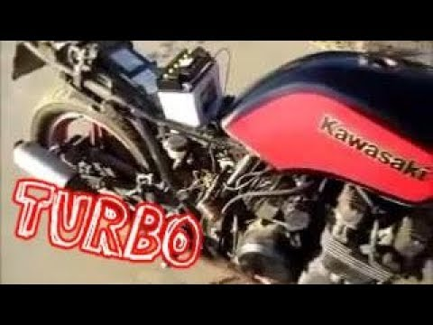 Kawasaki Turbo 750 1st Start In 22 Years. It s Alive