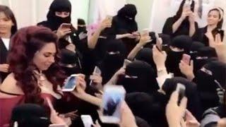 لن تصدقوا كيف استقبل السعوديات دكتورة خلود وترتدي الحجاب لأول مرة!
